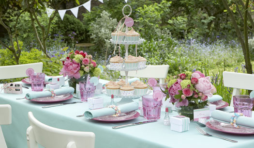 Have A Great Big Tea Party Planning Vintage Style Wedding Reception