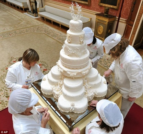 prince william and kate wedding cake recipe how to your own royal wedding in 7 simple steps 18785